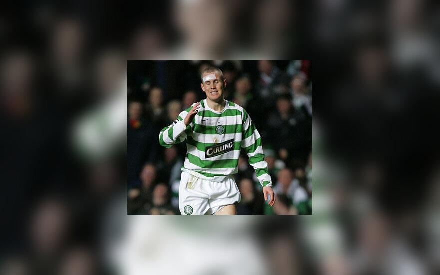 """Kenny Miller (""""Celtic"""")"""