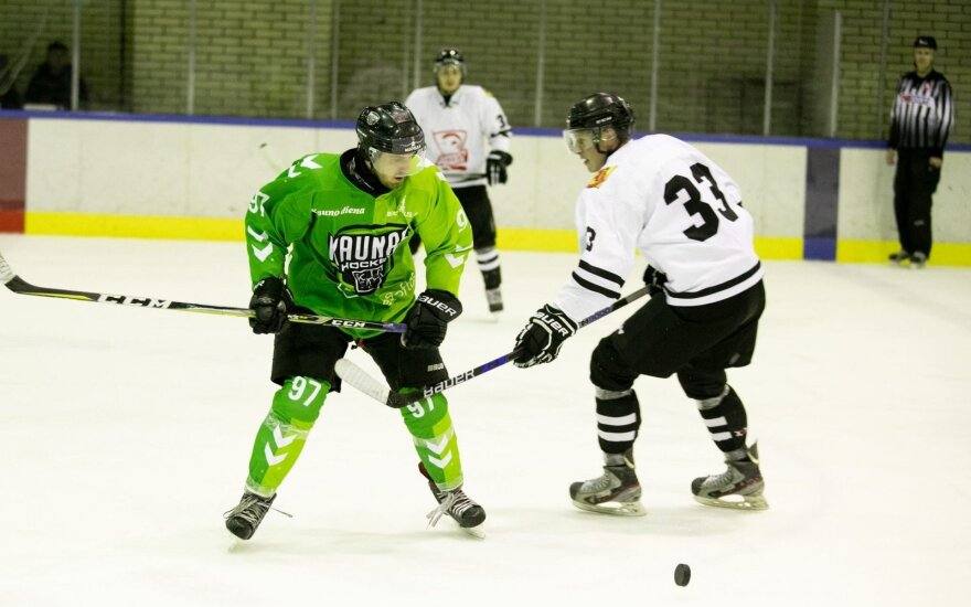"""Kaunas Hockey"" - Vilniaus ""Hockey Punks"""