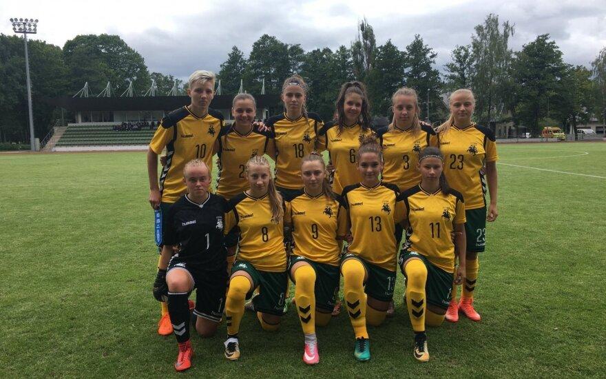 Lietuvos moterų U-19 rinktinė