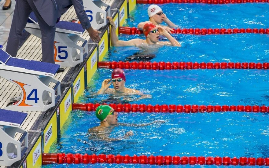 A. Šidlauskas į antrą Europos jaunimo čempionato finalą nepateko