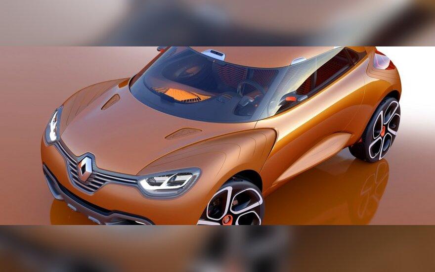 Renault Captur koncepcija
