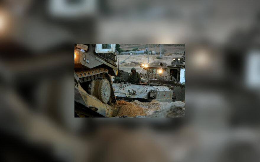 Izraelis, Gazos ruožas