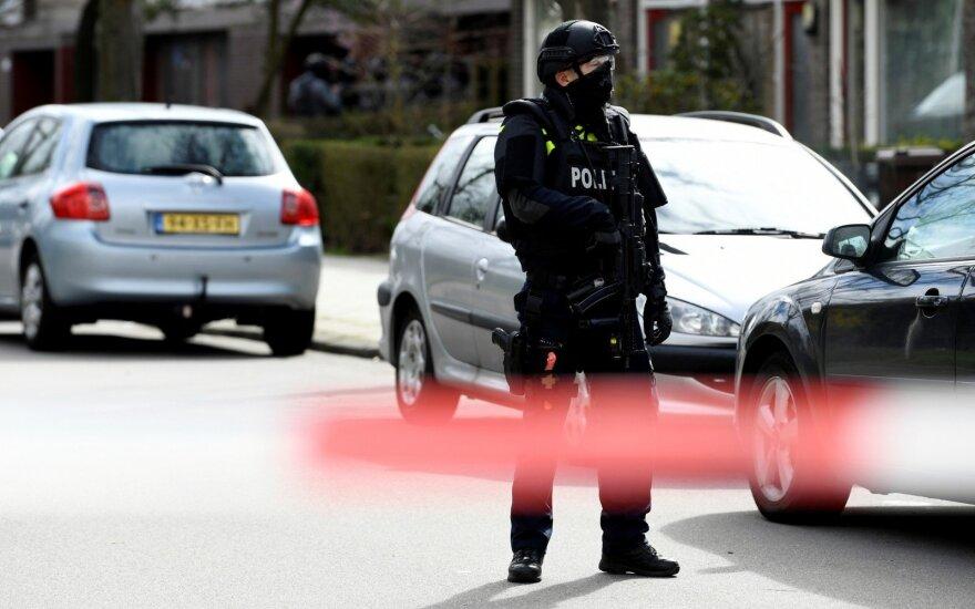 Šalies vadovai pareiškė užuojautas dėl išpuolio Nyderlanduose