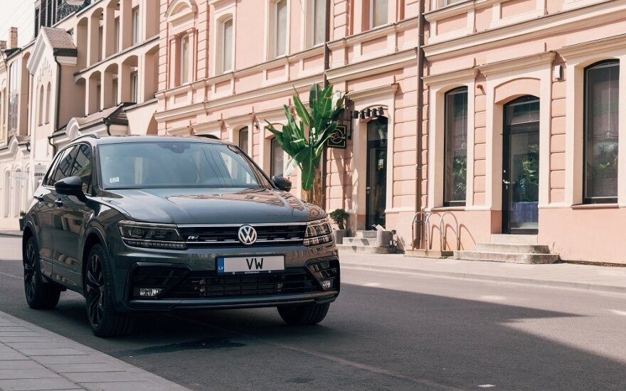 Volkswagen modeliai