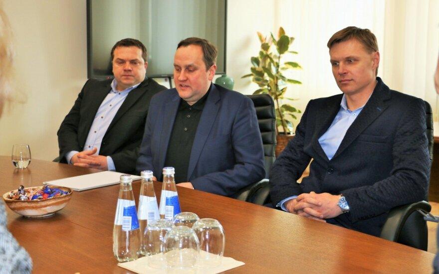 Donatas Vencevičius, Tautvydas Vencevičius, Edgaras Jankauskas