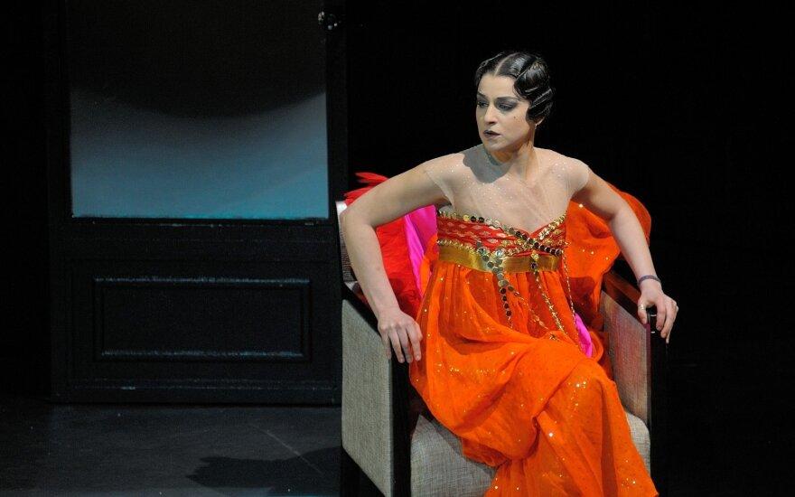 "Scena iš operos ""Manon Lesko"""