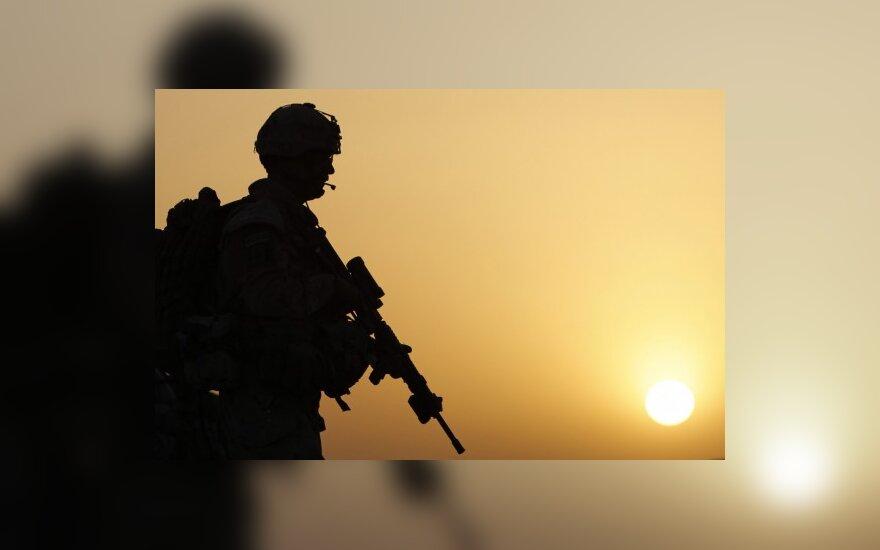 NATO pajėgos liks Afganistane, kai Kabulas perims atsakomybę už šalies saugumą