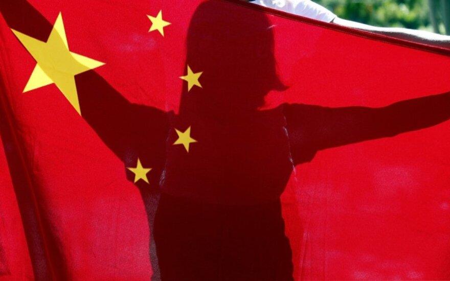 Kinija grasina Europos Sąjungai