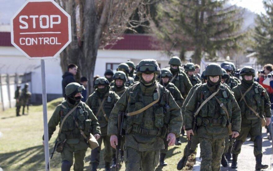 A. Makarevičius: Rusijos kariuomenės įvedimas į Ukrainą - siaubinga klaida