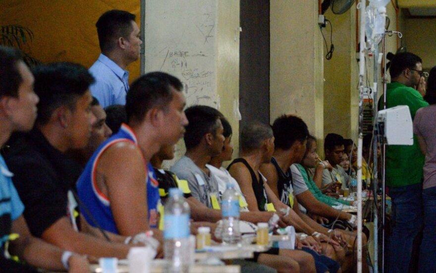 Filipinuose nuo nekokybiško alkoholio mirė 11 žmonių