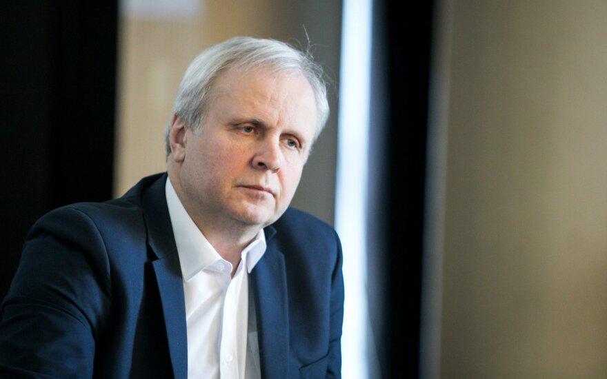 Albinas Januška - apie šūdmalą, melą politikoje ir Karbauskio herojų