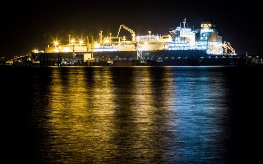 "LNG terminal ""Independence"""