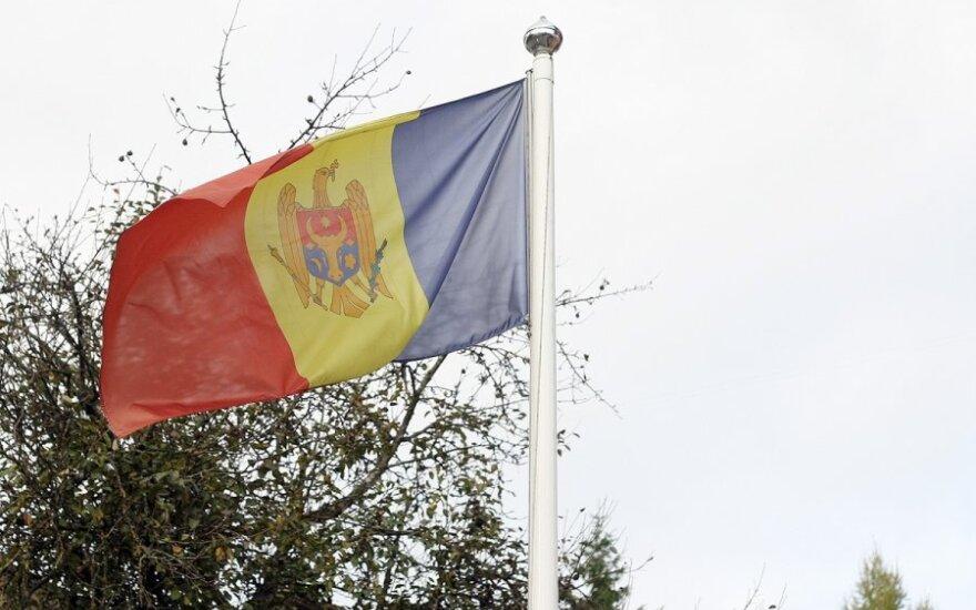 Žlugo Moldovos vyriausybė