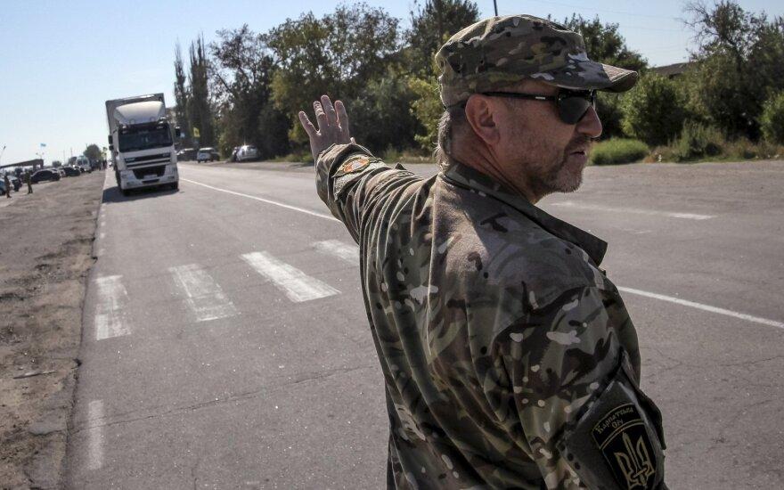 A. Navys. Krymo pabėgėliai - slaptas Ukrainos ginklas