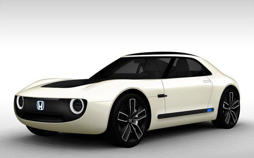 """""""Honda Sports EV Concept"""""""