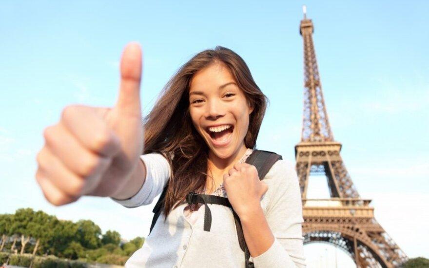 10 priežasčių pamilti Paryžių