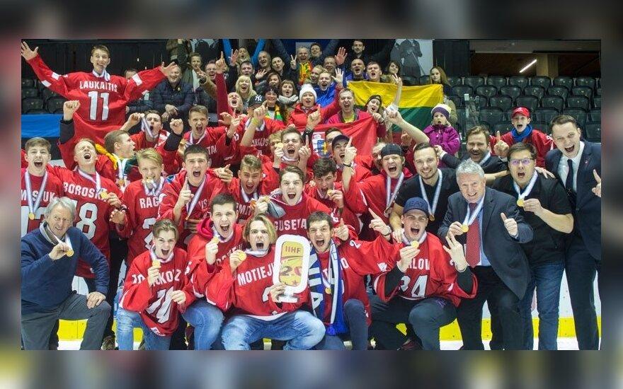 Lietuvos U-20 rinktinė pasaulio čempionatą pasitinka su nuostoliais, tačiau nemažindama ambicijų