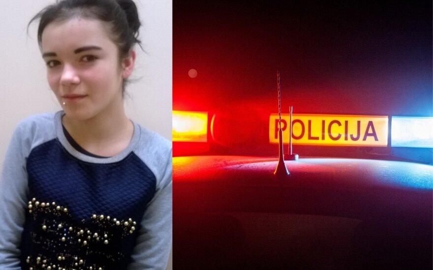 Panevėžio policija prašo visuomenės pagalbos: dingo nepilnametė