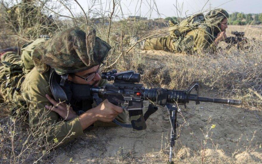 """R. Sadauskas-Kvietkevičius. Solidarizavimasis su """"Hamas"""" teroristais taikos neatneš"""