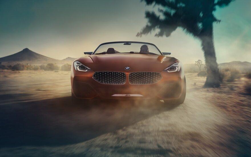 """""""BMW Concept Z4"""""""