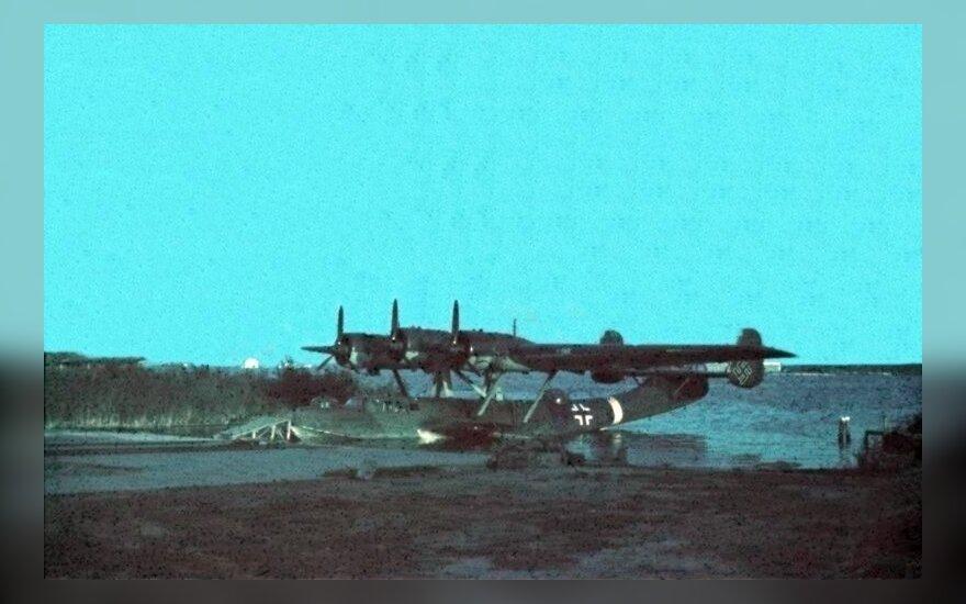 Nacių orlaivis, 1941 m.