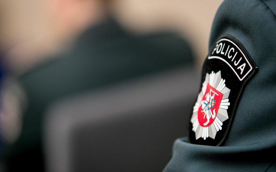 Policijos komisariate aptiktas girtas pareigūnas