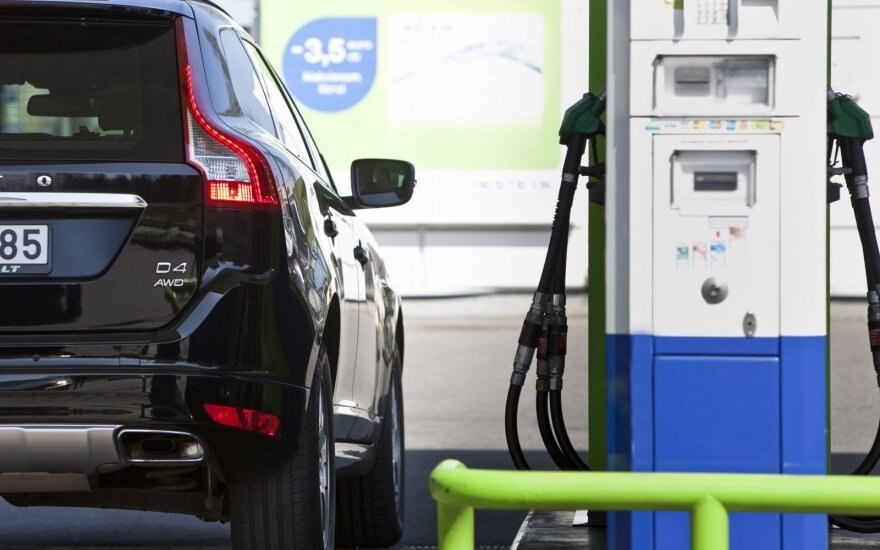 Petrol stations in Lithuania banned from selling alcohol