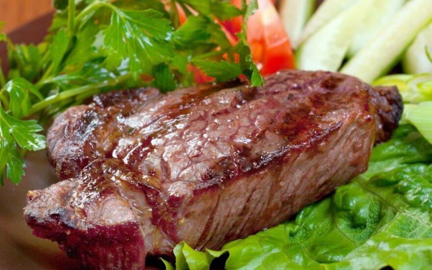 Dietologės patarimai: mažiau kaloringi ir sveikesni kepsniai