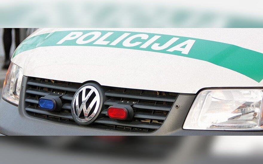 Vilniuje susidūrė du automobiliai, žuvo vairuotojas