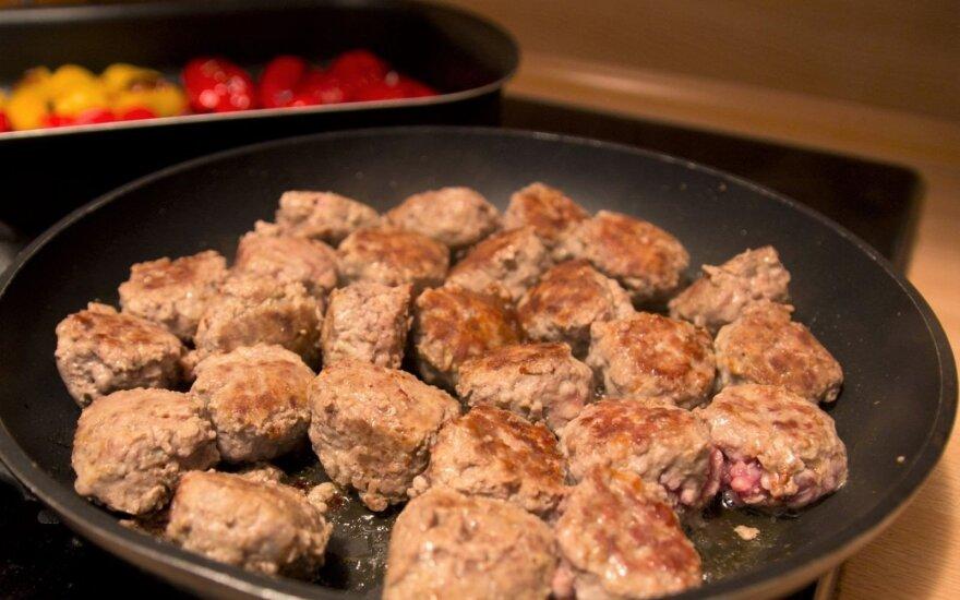 Mėsos kukuliukai