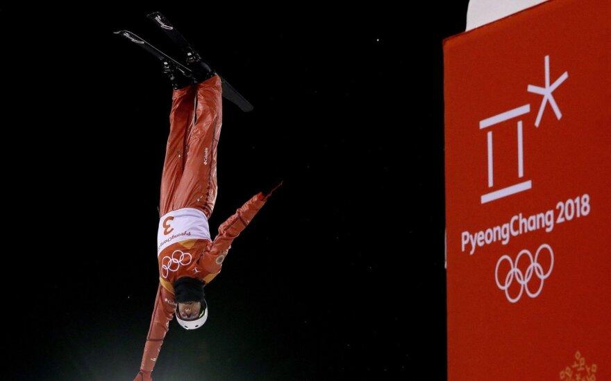 """Lukašenka piktinasi olimpiados teisėjais, """"išmetusiais"""" baltarusį iš finalo"""