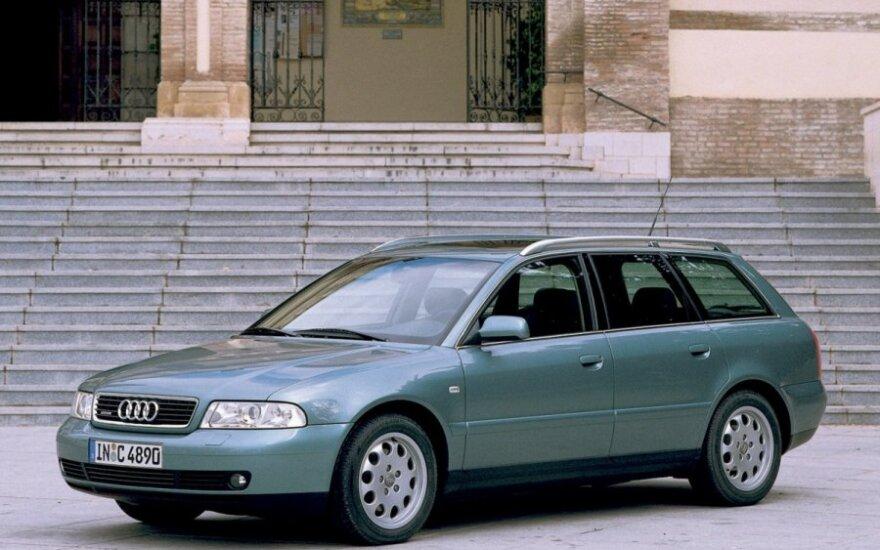 Audi A4 Avant (1998 m.)
