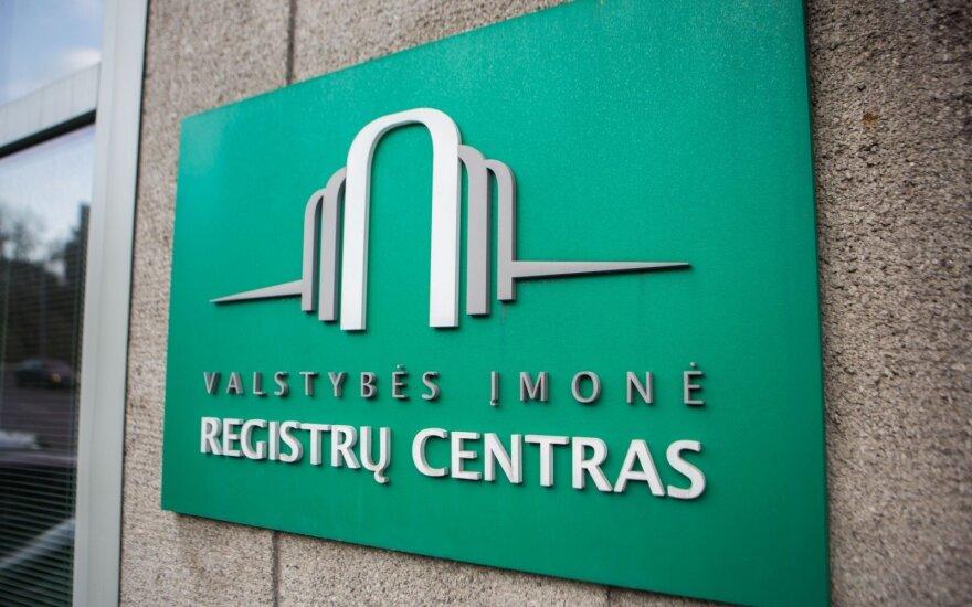 Registrų centrui pasiūlyta ieškoti pamainos vienam iš tiekėjų