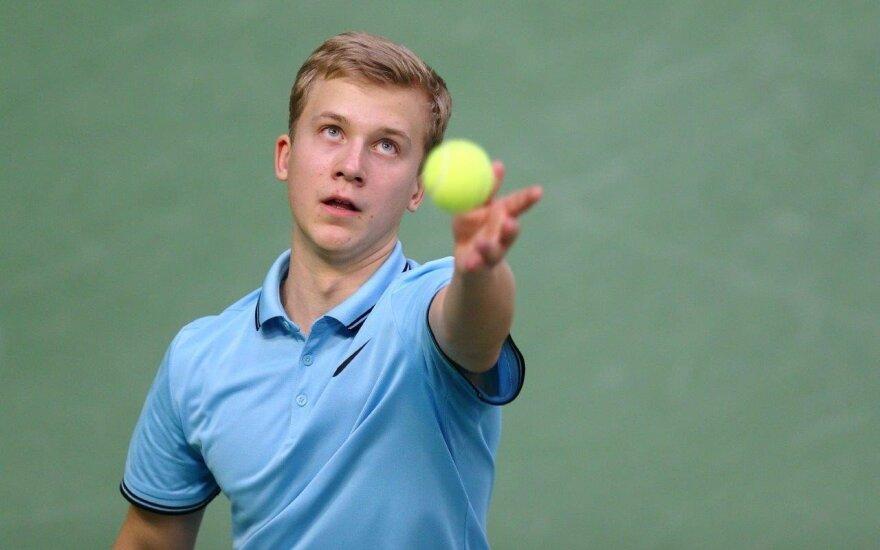 Pijus Vaitiekūnas / foto: tenisopasaulis.lt