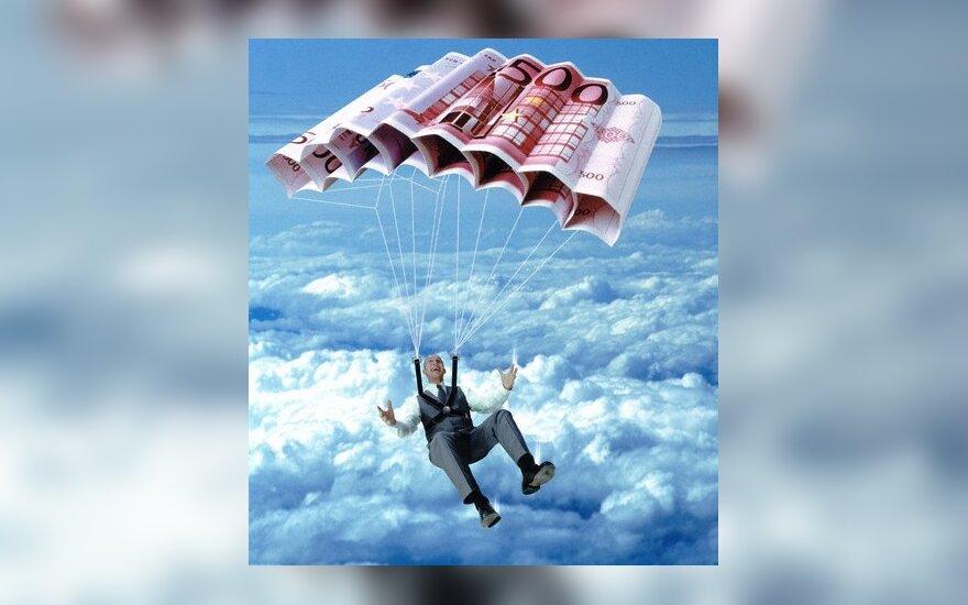 """""""Moody`s"""" sumažino Ispanijos skolinimosi reitingą"""