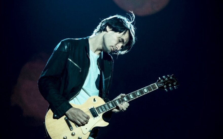 """Laiškai iš """"Open'er 2013"""". Ketvirtoji diena: festivalį vainikavo kompozitorius S. Reichas ir """"Radiohead"""" gitaristas J. Greenwoodas"""