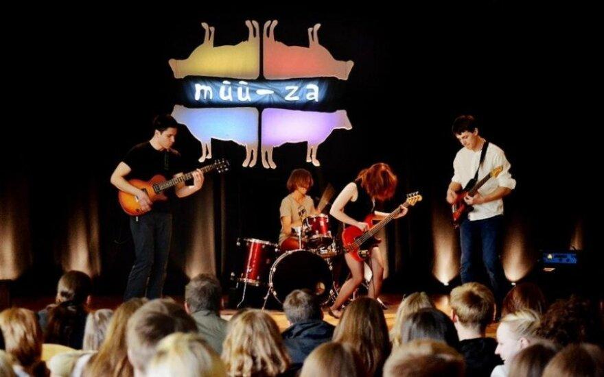Vilniaus mokiniai dalyvavo talentų konkurse