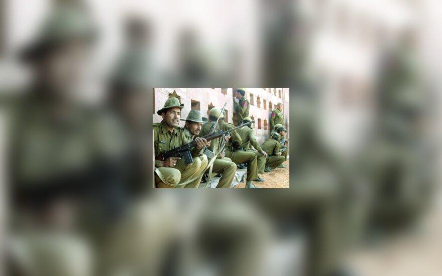 Indija kariuomenė