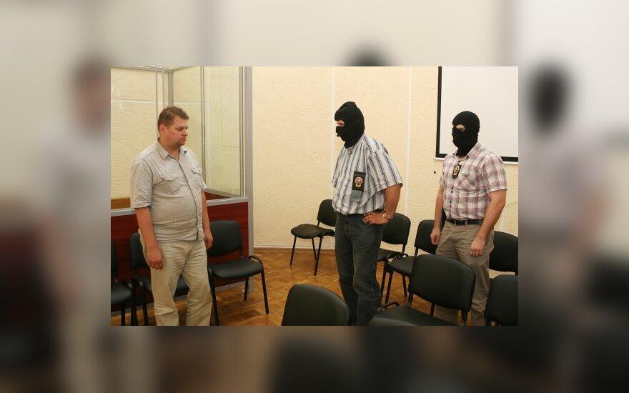 Kyšininkavimu įtariamas Kupiškio politikas suimtas mėnesiui (atnaujinta)