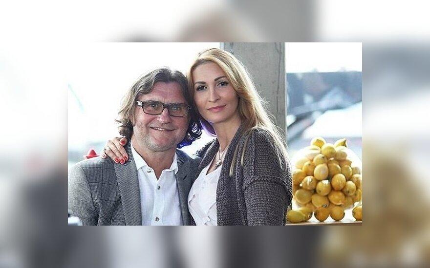 Antanas Bosas ir Daina Bosas