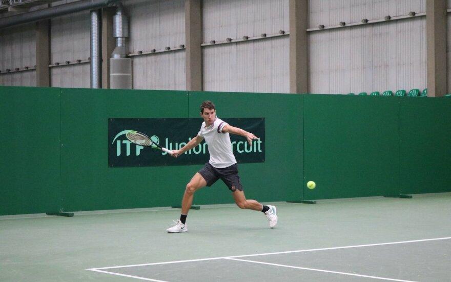 Adam Jurajda / FOTO: tennis.lt