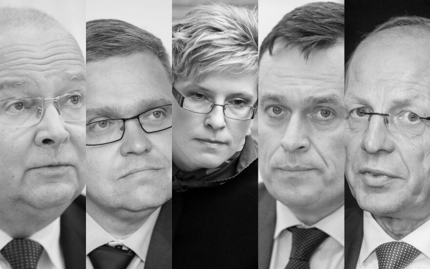 Lietuvos įtakingiausieji: valstybės tarnautojai