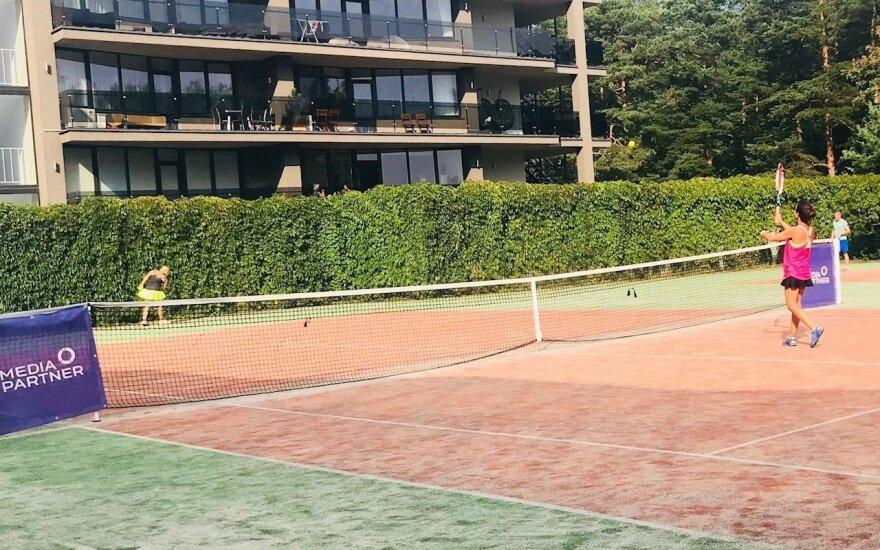 """""""Vasaros teniso turnyrai su DELFI"""" atsisveikino su Palanga"""