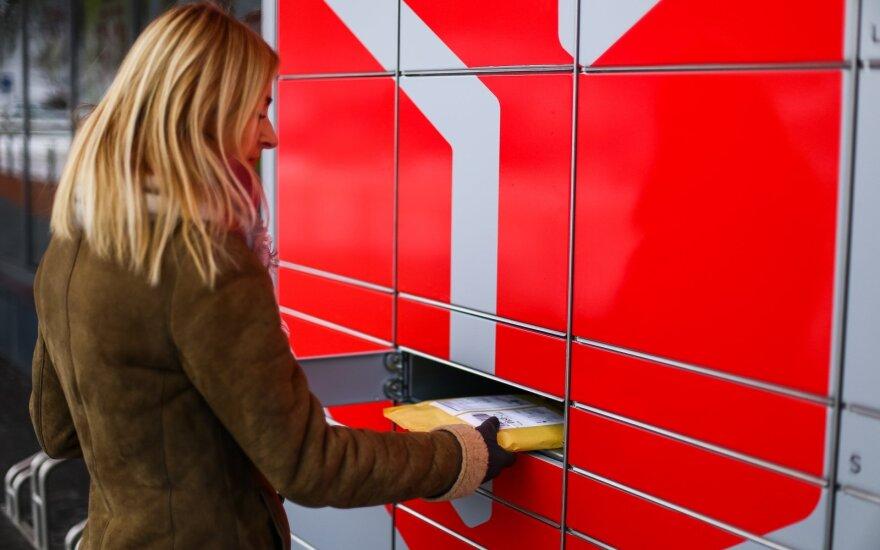 DPD Baltijos šalyse į paštomatų plėtrą investuos 7,3 mln. eurų