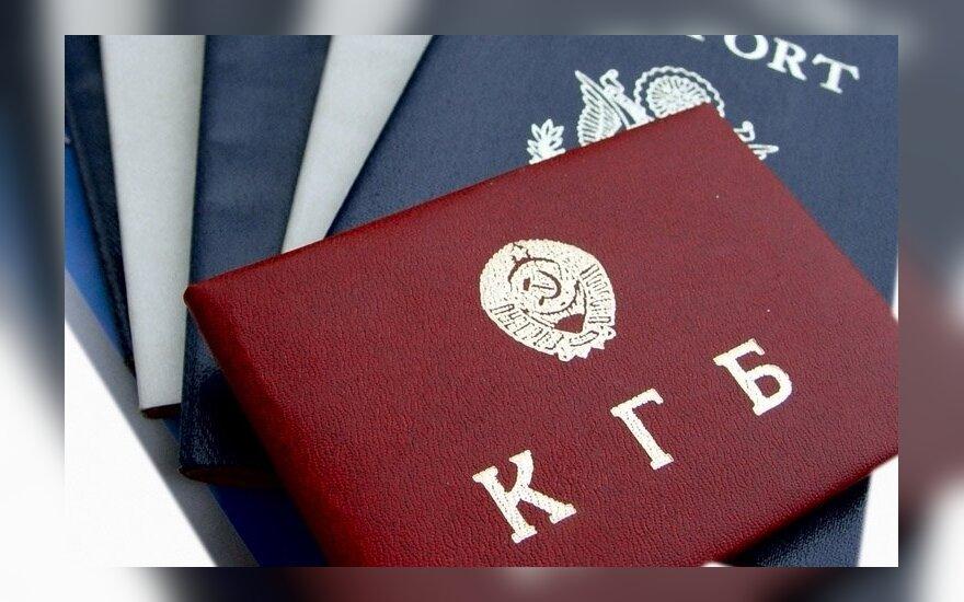 KGB rezervistai – ir konservatorių gretose