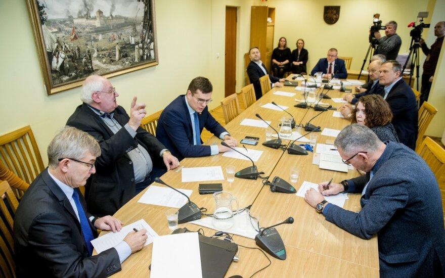 Seimo komitetas aptars situaciją dėl Astravo, pasirengimą antrai COVID-19 bangai