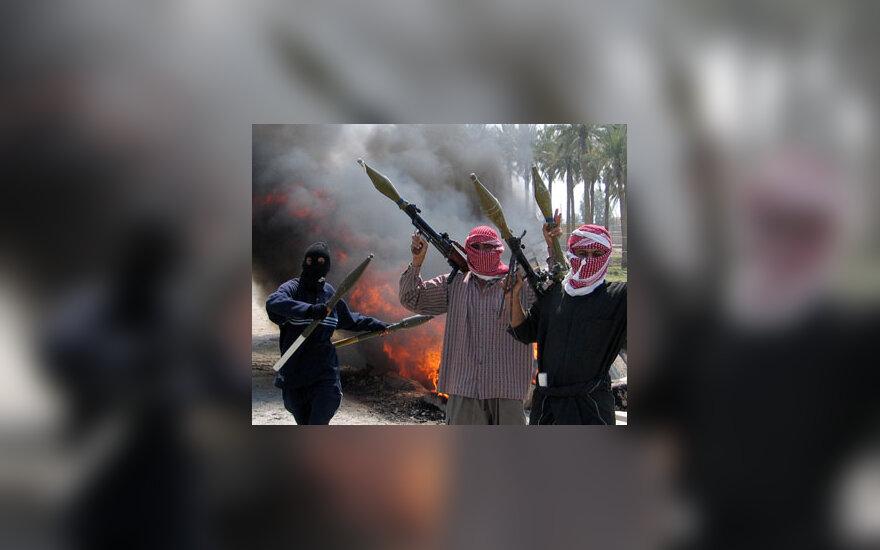 Irakiečiai, Irako kovotojai, ginkluoti irakiečiai