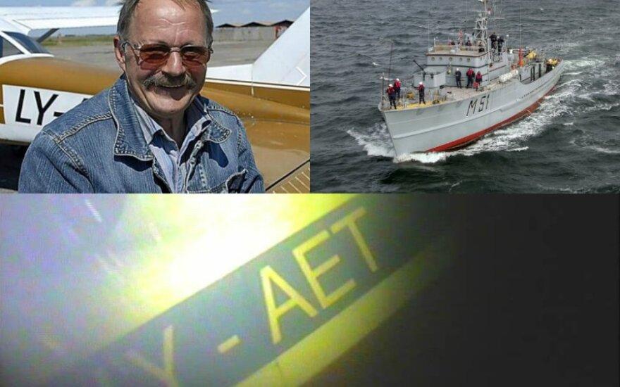 Prakalbo prieš katastrofą An-2 lėktuvą apžiūrėjęs specialistas