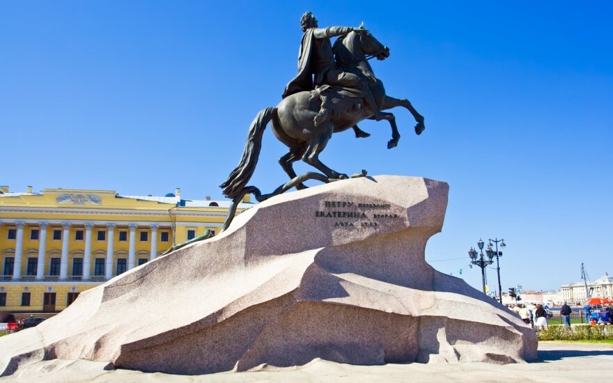 Investicijų augimas Rusijoje pirmąjį pusmetį sulėtėjo iki 3,2 proc.