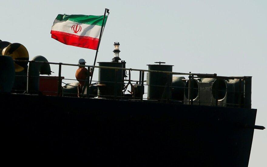 Parankiausiu Irano ginklu gali tapti nafta